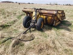 Soil Mover 425RF 4 Yard Pull Type Scraper