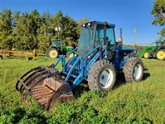 New Holland 9030 Bi Directional 4WD Tractor