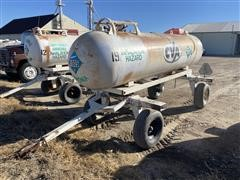 Trinity Anhydrous Trailer