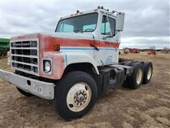 1986 International S2500 T/A Truck Tractor