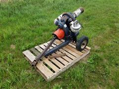 Gorman-Rupp 64ag Water Pump