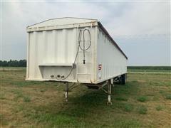 1987 Cps TSH42 T/A Hopper Grain Trailer