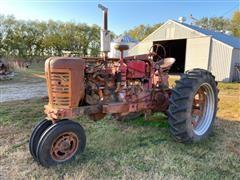 1955 Farmall 400 2WD Tractor