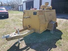 Le ROI/Dresser Portable Air Compressor