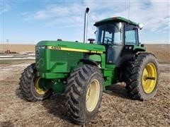 1991 John Deere 4955 MFWD Tractor