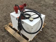 Tradesman Fuel Tank