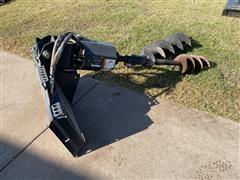 Bobcat 15C Hydraulic Auger