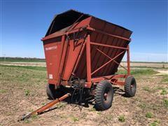 Richardton 700 Hydraulic Dump Wagon