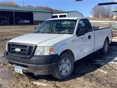 2007 Ford F150 2WD Extended Cab Pickup
