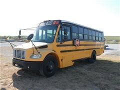 2008 Freightliner Thomas Built School Bus With Lift