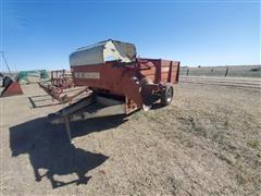 Gehl BF190 Feeder Wagon