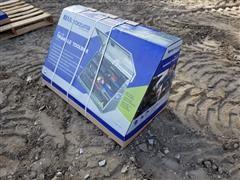 Montezuma Triangle Tool Box