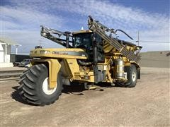 2002 Ag-Chem TerraGator 8103 Dry Fertilizer Floater