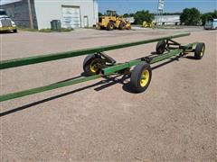 MD Products 30' Header Trailer