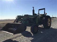 1978 John Deere 2840 2WD Tractor & Loader W/Bucket