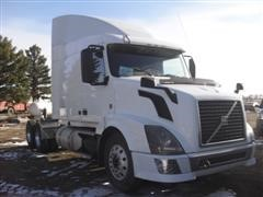 2013 Volvo VNL64T T/A Truck Tractor