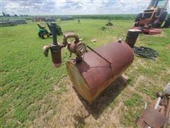 Stationary Fuel Tanks