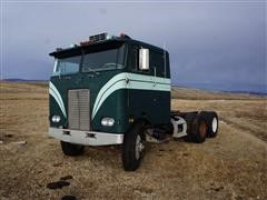 1964 Peterbilt 352 T/A Cabover Tractor (INOPERABLE)