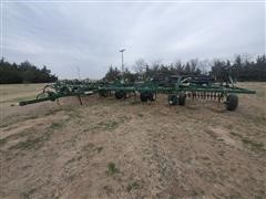 Quinstar Fallowmaster II 49' Field Cultivator