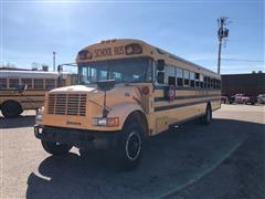 1997 International 3800 2WD 71 Passenger School Bus