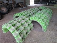 RhinoGator Solid Plastic Irrigation Tires