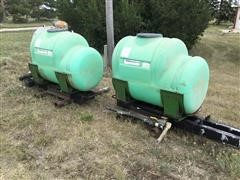 Snyder 150-Gallon Saddle Tanks