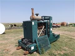John Deere 6068 Pumping Unit