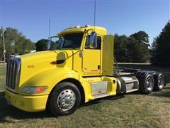 2012 Peterbilt 386 T/A Truck Tractor