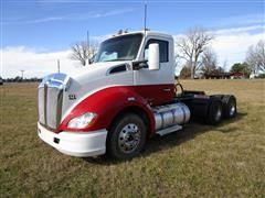 2018 Kenworth T680 T/A Truck Tractor
