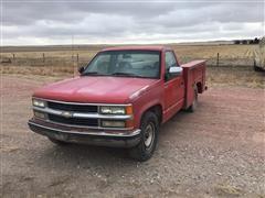 1994 Chevrolet Cheyenne 2500 Service Pickup