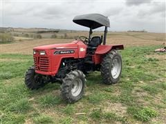 Mahindra 4025 4WD Compact Utility Tractor