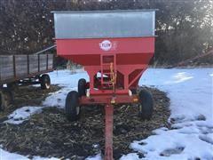 E-Z Trail 220W Gravity Wagon