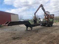 Barko 160 Hydraulic Logging Knuckle Boom