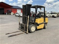 Yale GLP080LGNGBE088 8,000# LP Forklift