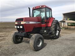 1989 Case IH 7130 2WD Row Crop Tractor