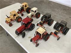 Case IH Metal Collectible Tractors