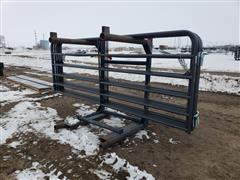 Behlen 12' Wide Utility Gates