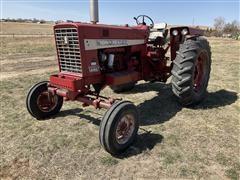 International Farmall 656 2WD Tractor