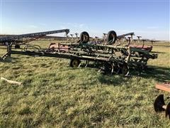 John Deere 1010 Field Cultivator With Tine Finisher