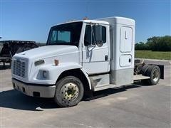 1999 Freightliner FL70 S/A Truck Tractor W/Sleeper