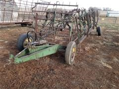 John Deere Portable Harrow