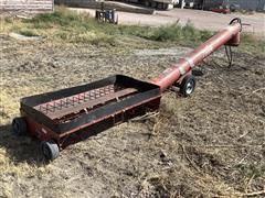 Feterl Hydraulic Drive Hopper Transfer Auger