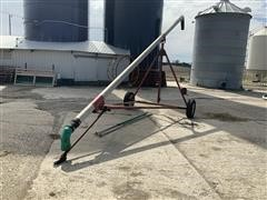Houle 25' Manure Load Stand