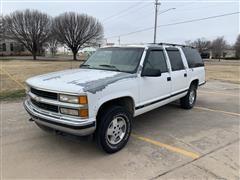 1995 Chevrolet Suburban 1500 4x4 SUV