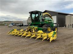 2007 John Deere 7800 Forage Harvester W/Head