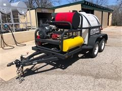 2015 Northern Tool & Equipment NorthStar 4000 Psi T/A Mounted Power Washer
