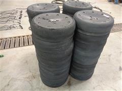 John Deere XP 32 Row Unit Used Gauge Wheels