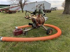 Balzer AF135 Manure Pump