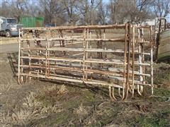 Baasch 10' Portable Corral Panels