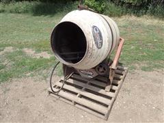 Cherokee 1323 Mobilmix'r 3-Pt Cement Mixer